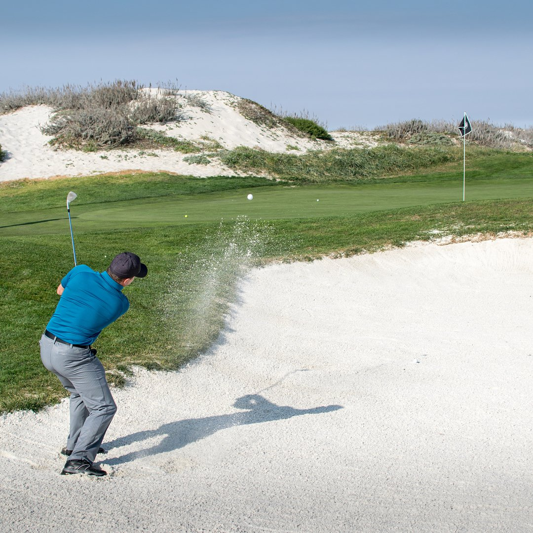 legendary golf courses at pebble beach resorts california