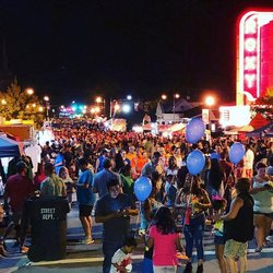 Y'all have one more day to enjoy the Watermelon Festival in Russellville! 🍉 #visitnorthal #franklincountywatermelonfestival 📸: @franklincountychamber