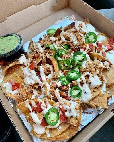 Holy nachos. 🤯📍Newport, RI