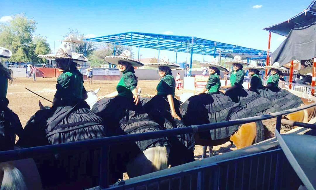 Mexican Rodeo at Rancho Ochoa