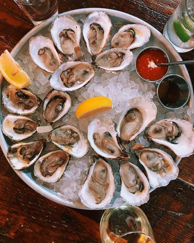 Duh. #oysters
