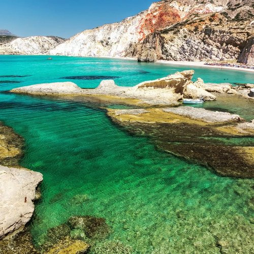 Holidays in Milos | Discover Greece