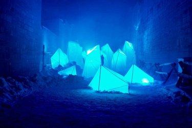 Freezing temperature never stops us from being photogenic ——————————————————————- #camera #fuji #fujifilm #fujifilm_xseries #xseries #fujifilmxa3 #mirrorless #blue #lightblue #lights #fort #kingston #canada #ontario #luminaborealis #freeze #freezingtemperature #temperature #photooftheday #photography #photographer