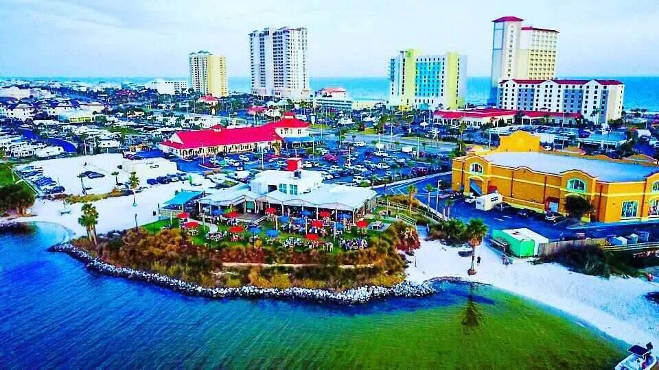 Restaurants On The Beach