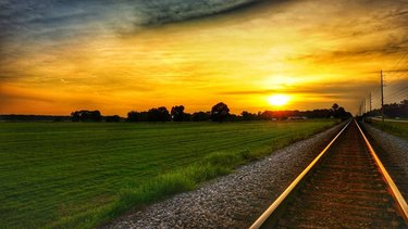 Track 2 of last night's sunset in Clanton AL!