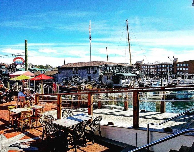 New England Marina... 👌  #Newport #RhodeIsland  #Marina #LoveTheOutdoors