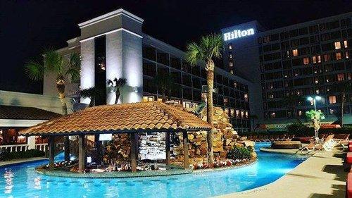 Romantic hotels in galveston