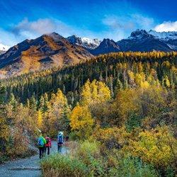 Travel Alaska Wrangell St Elias National Park