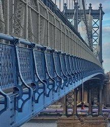 Perfect lines . . . .  #instagramnyc #Insta_America #nycprimeshot #nyc #Dumbo #instagood #photooftheday #urbanandstreet #citykillerz #cityscape #imagesofnyc #nycaperture #new_york_instagram #nypix #seeyourcity #wildnewyork #moodygrams #mobilemag #visualoflife #landscape #photooftheday #icapture_nyc #rsa_streetview #nbc4ny #huffpostgram #newyorkcity #usaprimeshot #gramoftheday #manhattanbridge