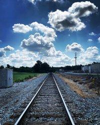 #trainline 🚂 #tuscaloosa #alabama #braziliangirl #brazil #blysky #linhadetrem #ceu #estadosunidos🇺🇸 #SightOfAlabama, #ScentOfAlabama, #TasteOfAlabama, #SoundOfAlabama, #FeelingOfAlabama alabamatravel