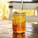 A glass of sweet tea makes everything better. Happy #NationalSweetTeaDay 📸: bluegill_restaurant  #SweetHomeAlabama #AlabamaFood
