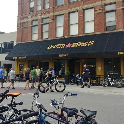 Downtown Lafayette West Lafayette Indiana