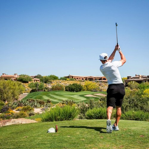 Golf in Phoenix/Scottsdale