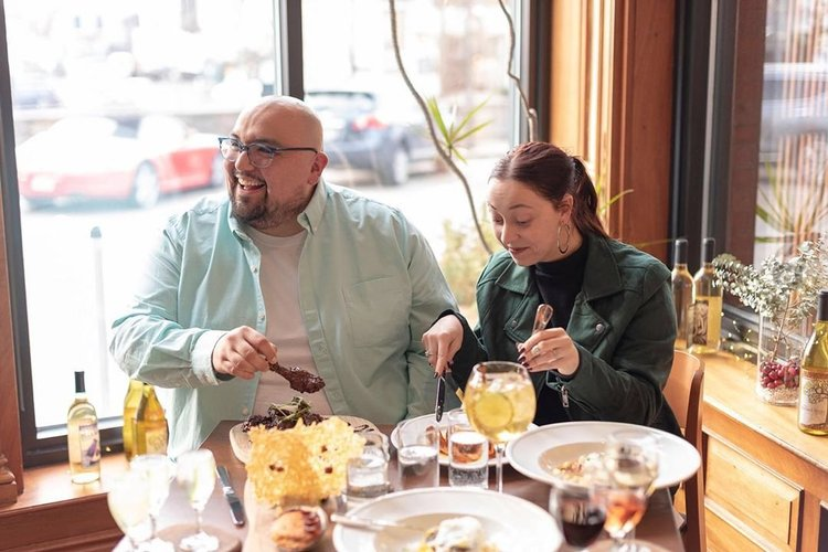 Life is short, don't take yourself so seriously - Order that extra appetizer, Order that extra drink, Order that extra dessert @barandboardbistro 🥂 . 📸: @dannysdish #rhodyfoody #newportri #cheerstolife