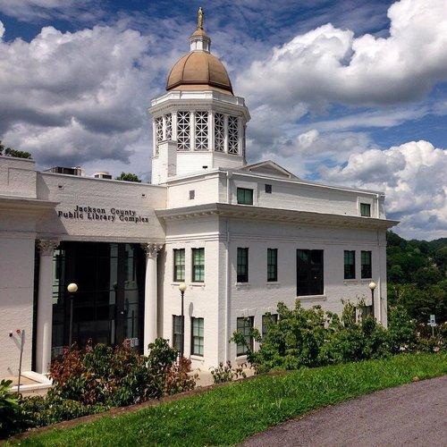 Jackson County Courthouse | Discover Jackson NC