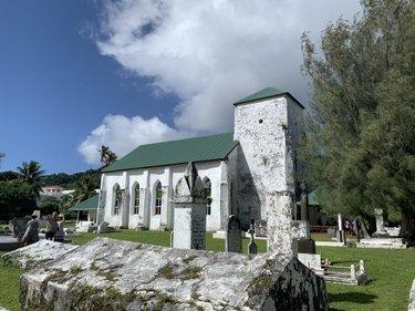 Churches - Cook Islands