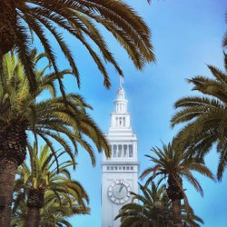 Dreamy Ferry building, #sanfrancisco . . . nbhphoto #ferrybuilding