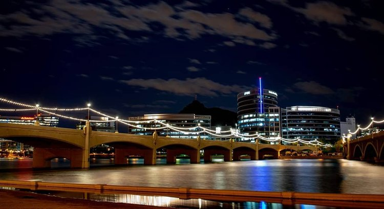 Tempe Tourism Things to Do at Tempe Town Lake - Tempe Tourism