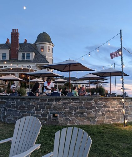 "We are humbled and honored to be recognized as one of the ""Top 20 Hotels in New England"" in @cntraveler 2020 Readers' Choice Awards! We are grateful to all of our loyal guests, and the Condé Nast Traveler readers who voted for us, and look forward to welcoming both familiar faces and new guests to Castle Hill Inn to celebrate with us this fall and winter! #RCA2020 #CondeNastTraveler"