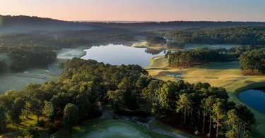 Did you know? Each of our properties is connected to golf courses along the Robert Trent Jones Trail. RTJ is composed of 11 golf courses throughout the state of Alabama. Our Renaissance Ross Bridge Golf Resort and Spa is home to two golf courses, including the 5th longest in the world.