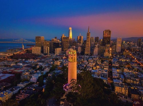 Coit Tower Sftravel Com