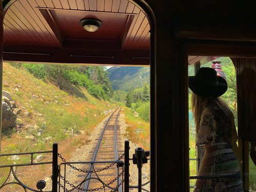 Official Durango & Silverton Narrow Gauge Railroad Train