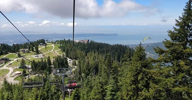 #vancouver #britishcolumbia #canada #grousemountain #hiking #outdoors