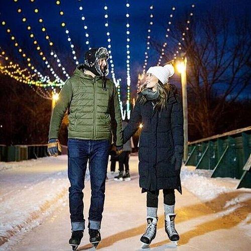 即使在-40度的天气里穿过Winterpeg滑冰,我们的@mpgsport夹克也让我们感到温暖。 如果您正在寻找任何类型的高性能装备,无论什么场合,一定要看看他们拥有的一切。 它不会让你失望!