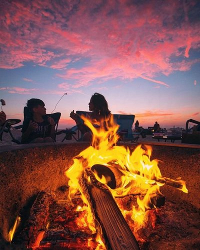 Huntington Beach Bonfires Locations Tips Information