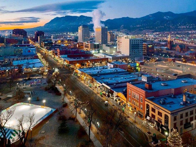 City Of Colorado Springs >> Mayor S Office Colorado Springs
