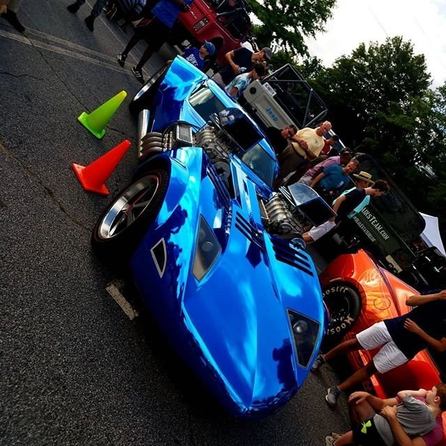The Caffeine And Octane Car Show Annual Events In Dunwoody Things - Car events today near me