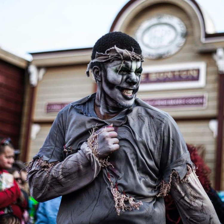 Halloween 2020 At Frontier City Fright Fest 2020 | OKC Halloween Events