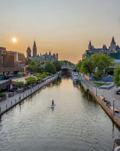 Paddling paradise - flatwater fun in Ottawa - Ottawa Tourism