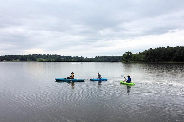 On the Water | Experience Columbia-Montour Counties