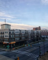 I've posted this on my story this past weekend. I love the simplicity and stillness of Downtown Montgomery when dawn was breaking. Anybody here early birds or early risers??? • • • 📷: #RaCoPhotography; 2/24/19 • • •  #Traveltuesday #throwbacktuesday #DowntownMontgomery #alabama #thisisalabama #stilllife #picoftheday #pictureoftheday #photooftheday #travel #lifestyle #photography #SweetHomeAlabama #onlyinalabama #nofilter #hotelroomview