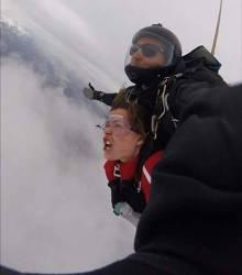 Skydive, para/hang glide in Golden   Tourism Golden