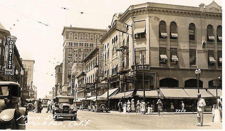 A Historical Study Of Stockton California   Visit Stockton