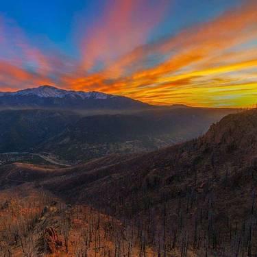 pikes peak america s mountain colorado springs