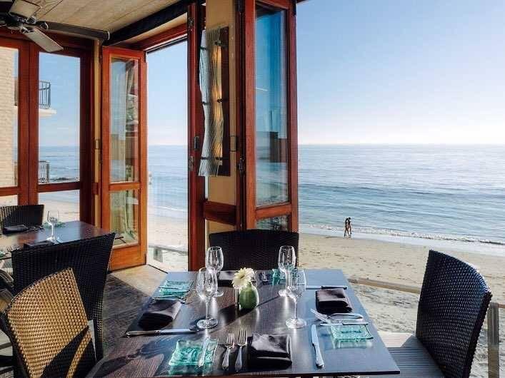 Ocean View Dining Visit Laguna Beach