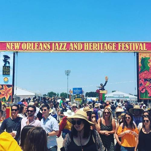 No Jazz Fest >> Jazz Fest New Orleans