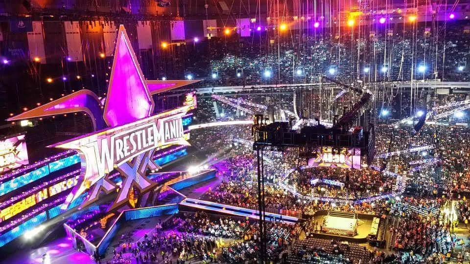 Mercedes Benz Superdome. Weu0027re Going Back To New Orleans   Wrestlemania 34  Tickets ✓ #wrestlemania #