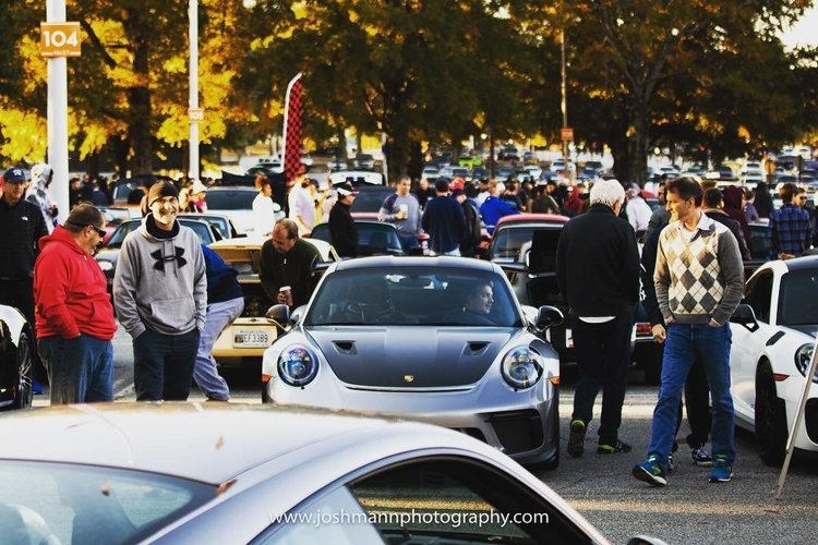 The Caffeine And Octane Car Show Annual Events In Dunwoody Things