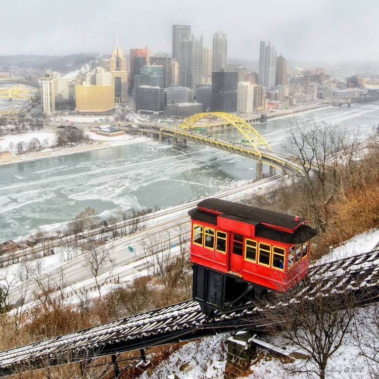 It was a bitter cold weekend in Pittsburgh 747d8c6de