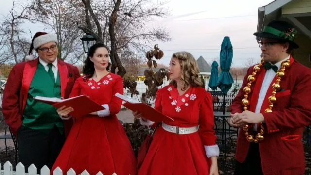 Back To Christmas.St Charles Christmas Traditions Event Dates Details