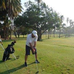 Como mi #Abuelo, un #HombreDeCampo  #Acapulco #Princess #Golf ⛳️ 🏌️♂️ #Al200%