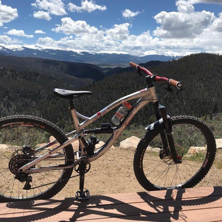 Winter Park Mountain Biking Info & Events