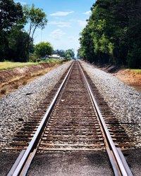 #trainline #moundville #alabama #estadosunidos #linhadetrem #SightOfAlabama, #ScentOfAlabama, #TasteOfAlabama, #SoundOfAlabama, #FeelingOfAlabama alabamatravel