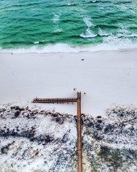 Nothing but surf and sand. ✨⠀ — 📷: Thanks for sharing this amazing view, scott.burbank! #BestOfALBeaches #GulfShores #OrangeBeach #Waves #WavesForDays #BeachCondo #GulfOfMexico #BeachVacation #BeachDay #Escape #Breathe #FamilyVacation #AlabamaVacation #ThisIsAlabama #Beach #BeachLife #BeachVibes #BeachSide #Beaches #PhotoOfTheDay #BeachTime #BeachBum #AlabamaBeaches #BeachWedding