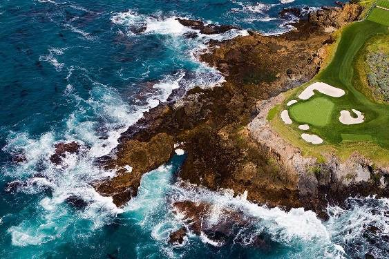 Legendary Golf Courses At Pebble Beach Resorts California Part - 7 unforgettable backdrops on californias 17 mile drive