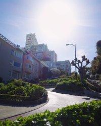 Streets of San Francisco 🤩  #sanfrancisco #sfbay #kalifornien #citybythebay #streetsofsf #sanfranciscolife #lombardstreet #lombard #straße #architektur #kurvig #sommerzeit #städtetrip #stadtliebe #grossstadtgeflüster #großstadtjungle #sightseeing #neuesentdecken #weltentdecker #summerfeeling #summerinthecity #weltreise #reiseverrückt #reisezeit #sommerzeit #sonnenstrahlen #schönstezeit #unterwegs #travelgram #traveling